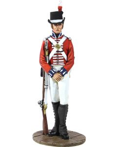 British Royal Marine, 1805 Metal Figurine