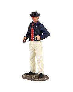 British Royal Navy Sailor, (1800-1820) Metal Figurine