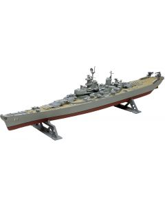 Revell 1/535 U.S.S. Missouri Battleship Kit