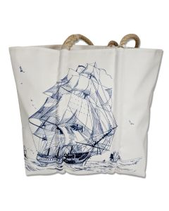 USS Constitution Medium Sea Bag Tote