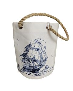 USS Constitution Sea Bag Beverage Bucket