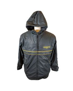 Adult ''USS Constitution'' Raincoat