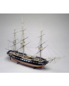 USS Constitution Revell Kit #398